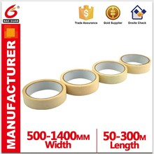 Reliable quality and hot sell Multi color high viscosity anti chemical agent masking tape