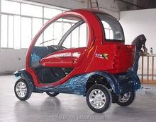 Red mini cidade cruiser carro
