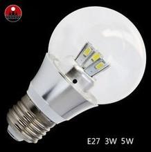 LED bulbs 3w/5w LED dome bulbs