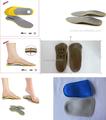 Confortable semelle orthopédique soutien de la voûte/eva semelle/en mousse à mémoire