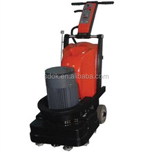concrete surface grinding machine price,OK-900C Dust free epoxy resin grinding machine low price
