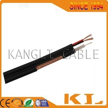 3 in 1 cctv cable cctv camera cable coaxial cable for elevators