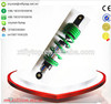 high quality adjustable 280mm green colour modified shock absorber /motorcycle steering damper/motorcycle air shock absorber