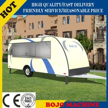FV-78 kiosk food car new steel mobile food trailer electrical motorcycle food car