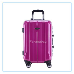 cheap cabin hard case trolley suitcase luggage
