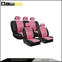 fancy tailred premium zebra car seat covers