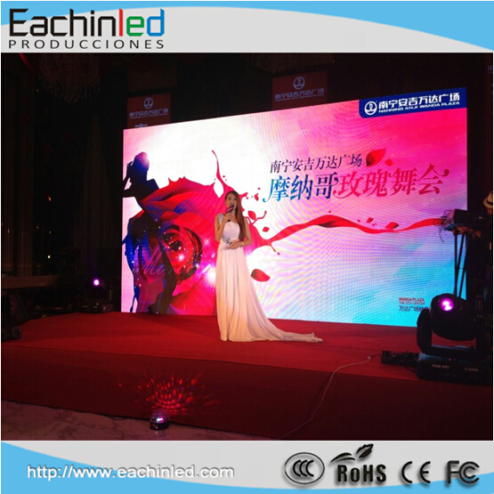 LED display panel wall (10)