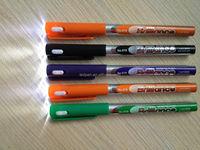Pen with LED light cheapest model
