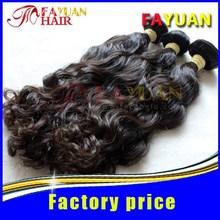 "unprocessed raw virgin brazillian hair 12""-36"" Raw Hair Deep Wave"