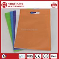 Eco friendly spunbond non woven shopping bag