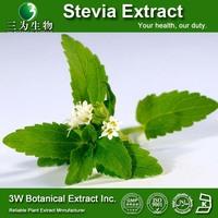 GMP&ISO Food Grade Natural Stevia Plant Extract 90% Stevioside Stevia Powdered Sugar