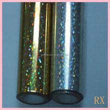 Rx 4001/4002#glod/argento punti laser stampa a caldo per tessuti e di plastica e di cuoio