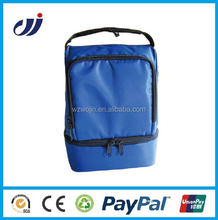 Foldable factory supply eco-friendly small insulated cooler bag backpack