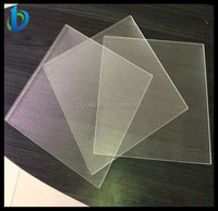 3.2mm solar panel low iron tempered glass
