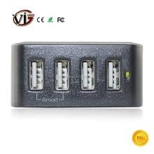 CE,ROHS,FCC Approved 40W desktop usb charger,ODM/OEM quick deliver power sockets