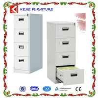China Wide Drawer Cabinet Long Time Used 4 Drawer Hanging File Cupboard Stainless Steel Drawer Cabinet