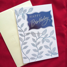 Nice invitation card design printed services
