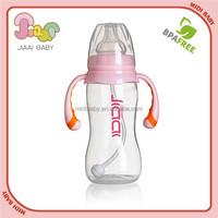 PP baby bottle , FDA approved infant milk bottle ,baby bottle manufacturing