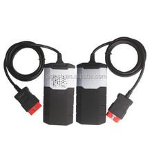 (2014 02 R2 software+Keygen) DS150E obd2 OBDII car truck scanner CDP Pro Plus For DELPHI DS150E