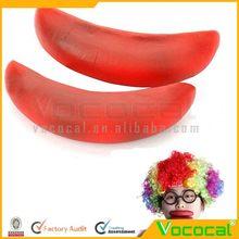 2 pcs accesorios de halloween traje de regalos del producto mouthes salchichas