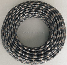 Spring Diamond Wire Saw for marble quarry with dia.11mm