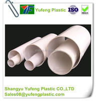 Different Types pvc pipe Manufacturer plastic tubes
