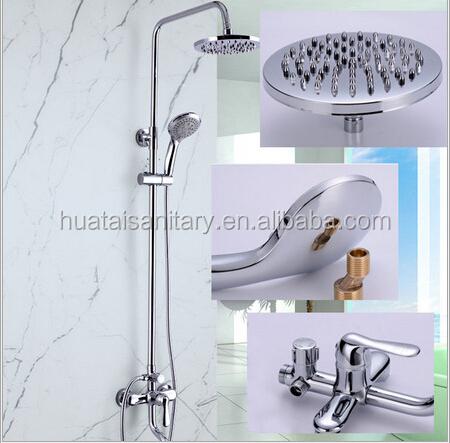 Cheap Price Shower Rainfall Bathtub Faucets Set Bathtub Faucets Shower Sets