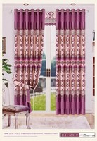 2015 china wholesale ready made curtain middle east curtains