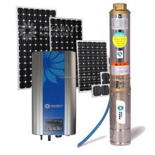 Solar AC centrifugal Submersible Pump MNE-3PH-SJ75