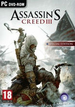 Assassin's Creed 3 Special Edition EU PC Game CD Key UbiPlay