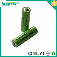 pile 1.5v aa rechargeable lr6 battery