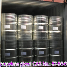 propylen glycol 57-55-6 raw chemical material propylene glycol 1, 2-Propylene glycol