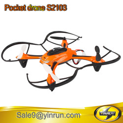 2.4G remote control rc quadcopter drone long flying toy helicoter