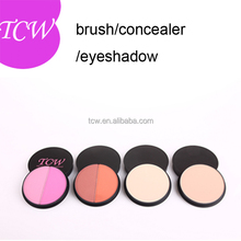 high quality makeup blush with your own label/logo/brand