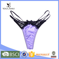 Ladies Thong Butt Lift Sex Girl Sexy Fancy Bra Panty Set Hot Sexy Girls W