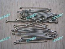 41mm*0.6mm Steel Metal Jewelry Eye Pin for Hijab