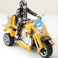 2014 new electric toy 1/10 scale RC Motorbike for sale