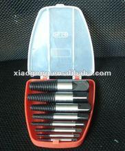 Extractor de tornillo fijado, 8 jumb pcs set