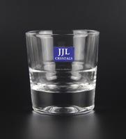 JJL CRYSTAL SHOT GLASS JJL-9004 WATER JUICE MILK TEA DRINKING GLASS HIGH QUALITY