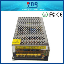 alibaba china 90-265V led power supply 12V 10A cctv switching power supply