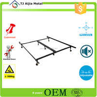 standard quality Iron Beds frames king