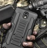 New holster mobile phone case cover for samsung galaxy s4 s5 s6 note2 note3 note4 j7 armor case