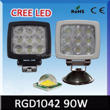 2015 Hotsell auto parts LED light bar 12v work light long life led work light