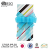 Factory wholesale cheap organza bow tie packing ribbon bow