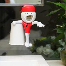 Unique design toothpaste dispenser auto cute souvenir thanksgiving
