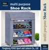 FH-FC6005 Home simple nonwoven fabric waterproof shoe storage cabinet