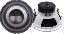 "SPL Car 12"" subwoofer/ 1.5'' 38mm asv high powered subwoofer"