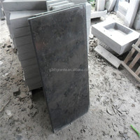 widely used high quality China blue limestone tiles for export