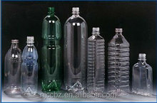 different shapes in drinking water plastic bottle manufacturers factory