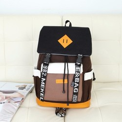Canvas Backpack Fashion Bag Backpack Bag Camping Backpack